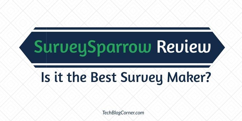 SurveySparrow Review 2020