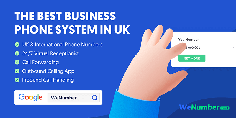 wenumber-business-phone-system