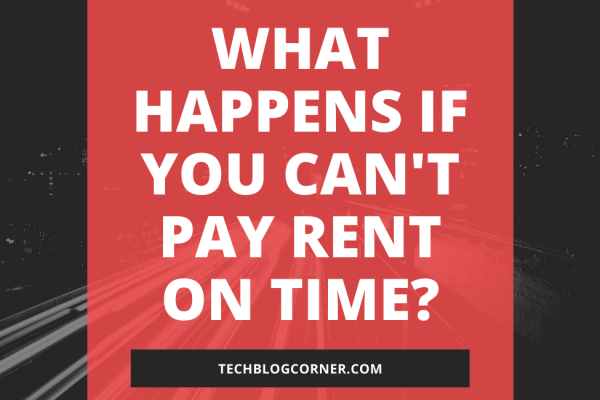 What Happens If You Can't Pay Rent on Time?