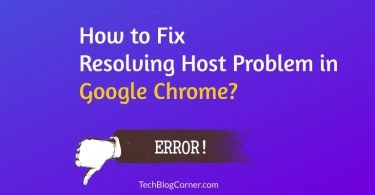 How-to-Fix-Resolving-Host-Problem-in-Google-Chrome