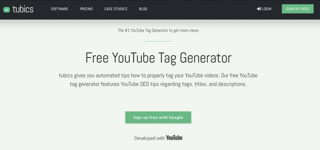 10 Best YouTube Tag Generators in 2021 5