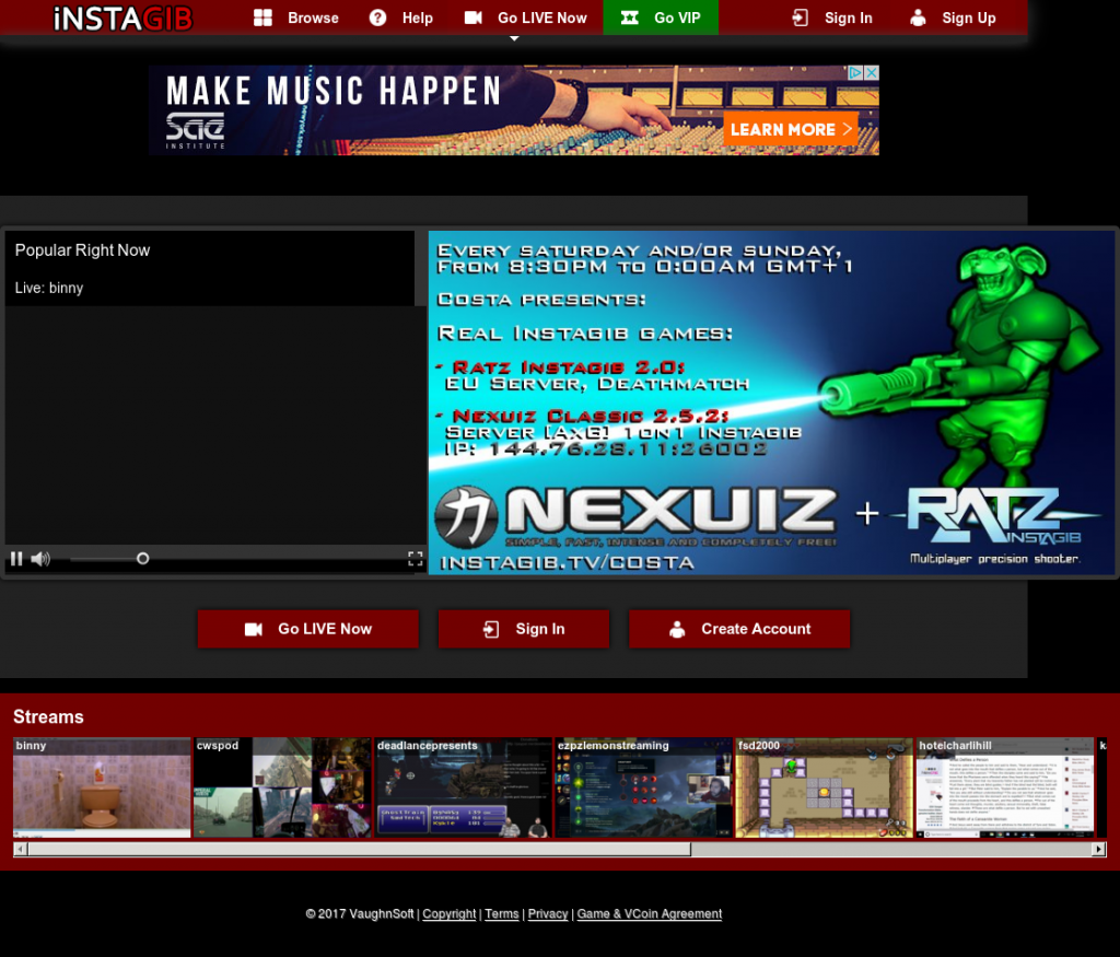 15 Best Alternative Sites like Twitch.tv for Live Streaming 2