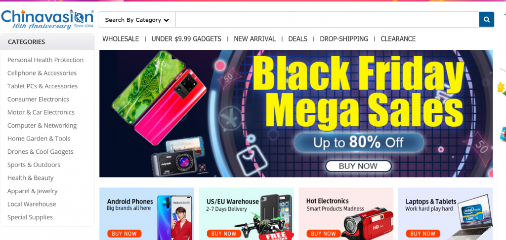 12 Best Alternative Sites like Alibaba for Dropshipping 13