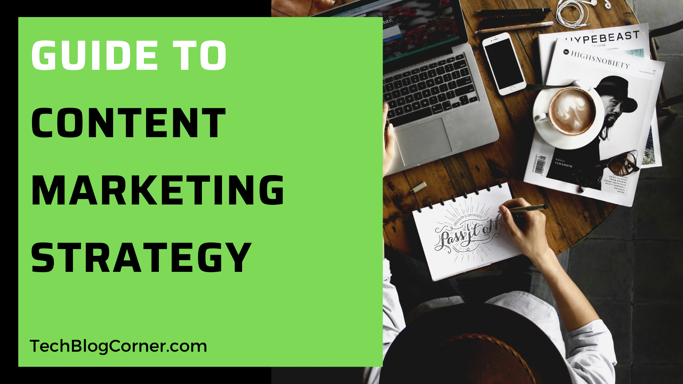 Ultimate Guide to Content Marketing Strategy in 2021 2