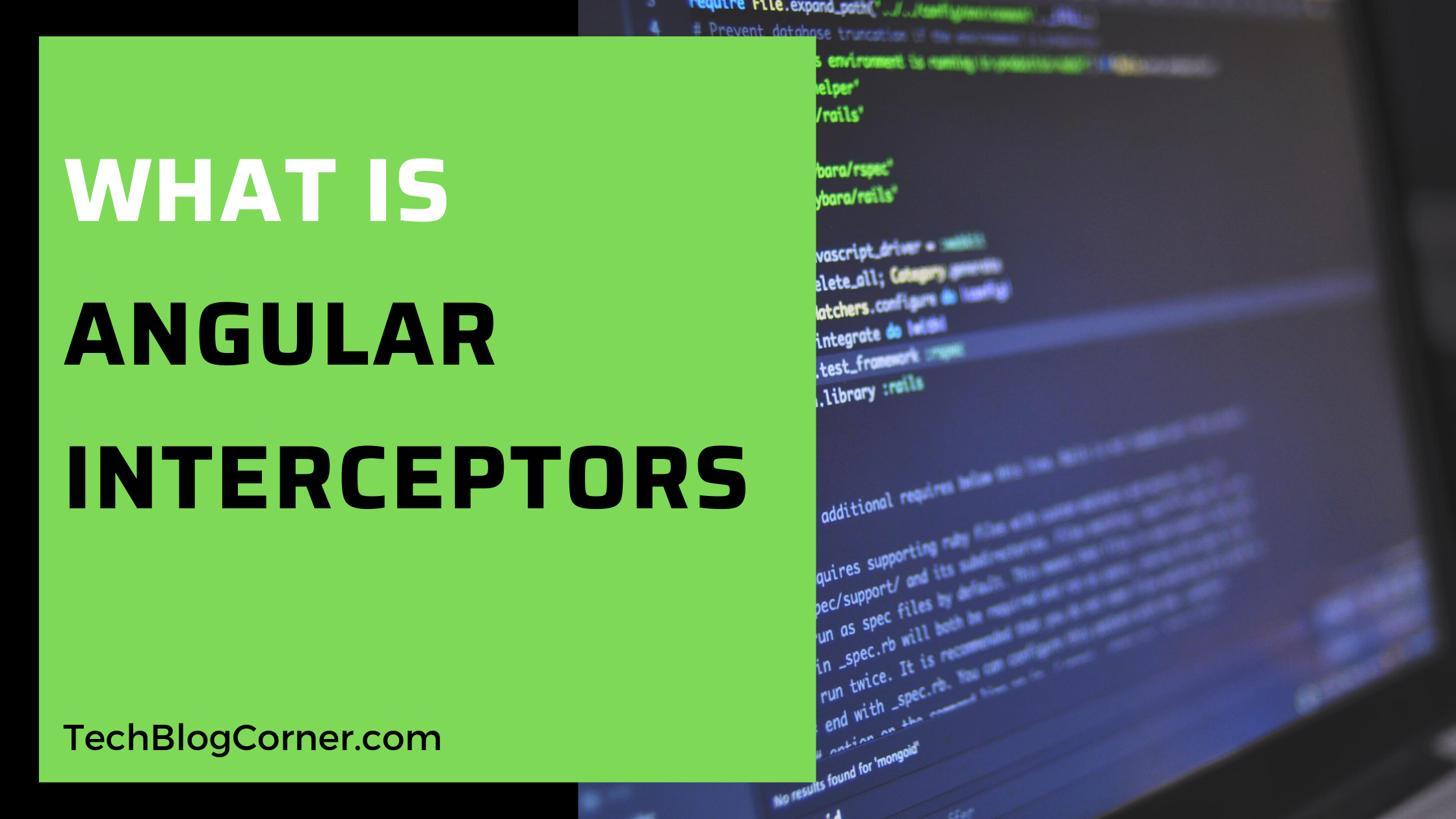 What Is Angular Interceptors & How To Use