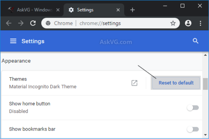 How to Remove Shortcuts from Google Homepage in Google Chrome 13