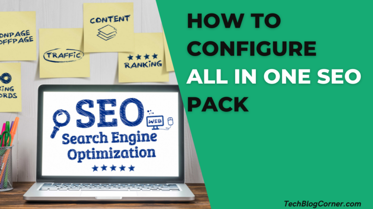 How To Configure All in One SEO Pack