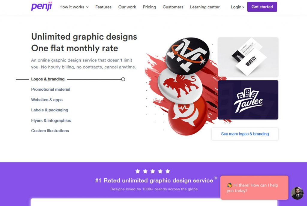 Penji Review: Get Unlimited Graphic Design Services at Affordable Prices 1