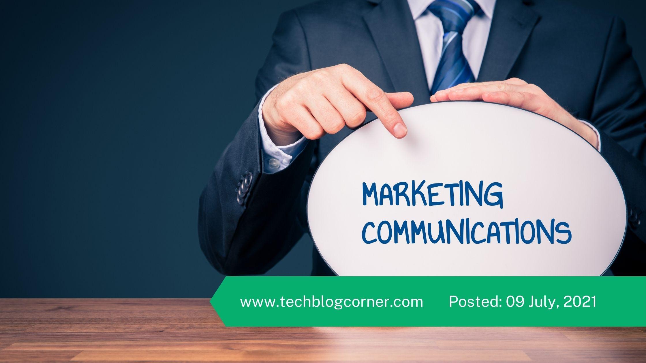 marketing communication methods