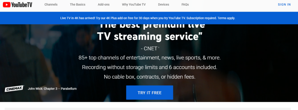 How to Record on YouTube TV [Step-by-Step Guide] 1