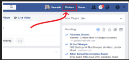 How to See Who Viewed your Facebook? 13