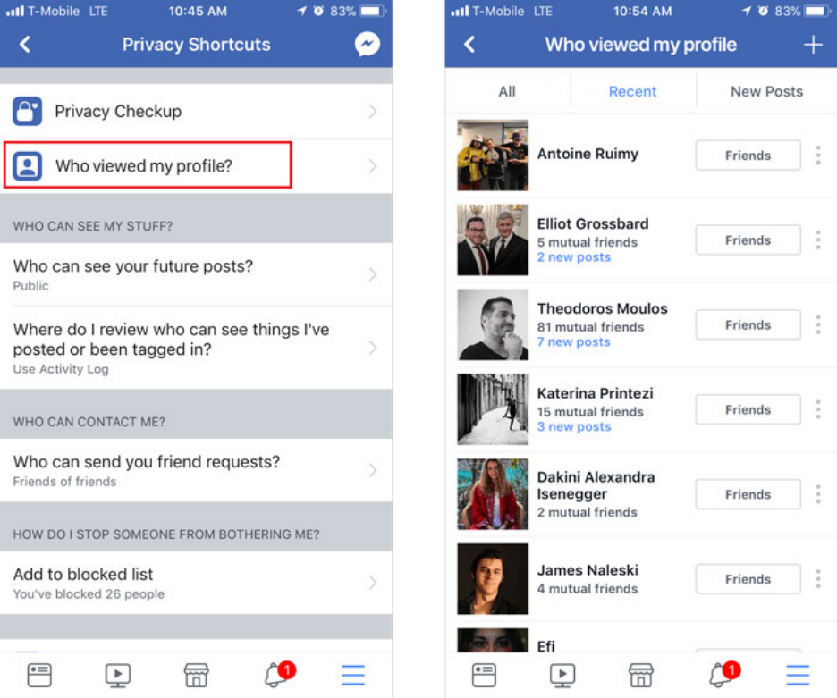 How to See Who Viewed your Facebook? 15