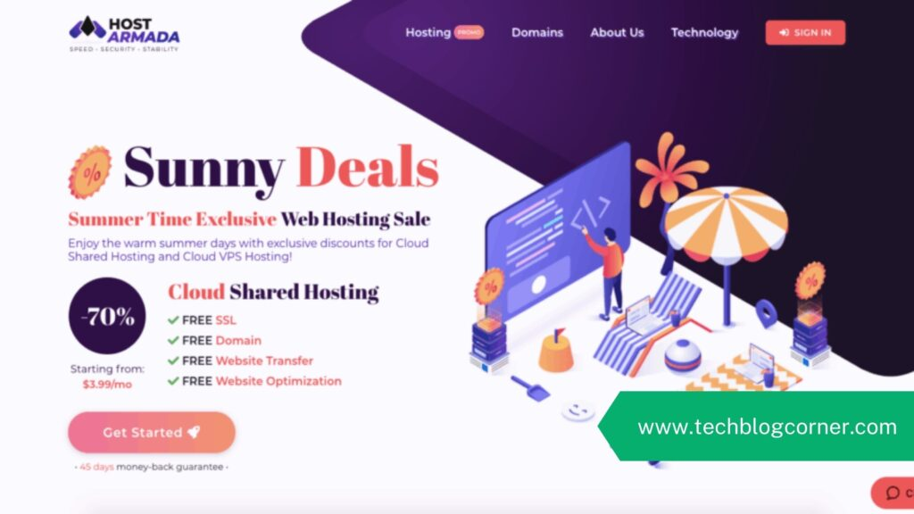 HostArmada Review - Is This The Best Web Hosting You Can Use? 1
