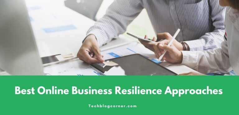 Best Online Business Resilience Approaches