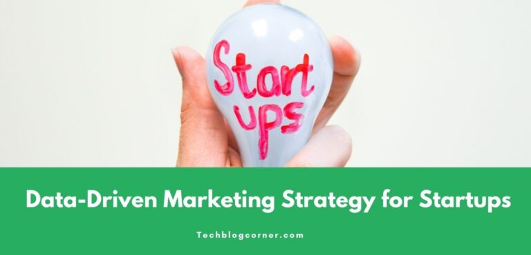 How Startups Can Use Data-Driven Marketing Strategy