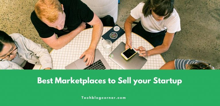 Marketplaces to Sell your Startup(1)